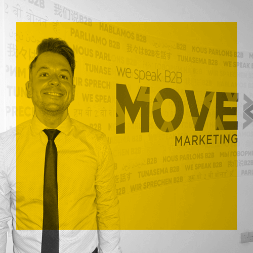 B2B Marketing supporting image