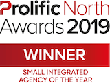 Prolific North Awards - Winner!