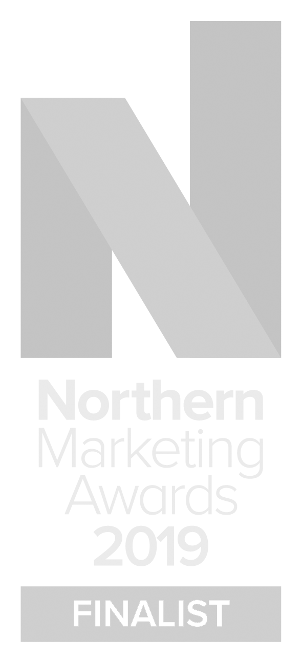 Northern Marketing Awards - Finalist!