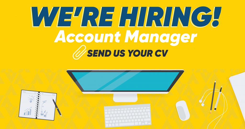 Account Manager Job